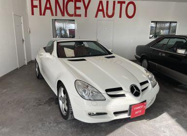Vente Mercedes SLK 350 7G-TRONIC Occasion