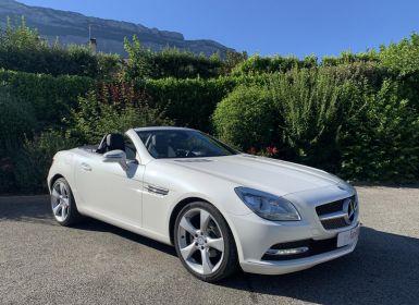 Vente Mercedes SLK CLASSE 200 BlueEfficiency 184cv Cabriolet Occasion