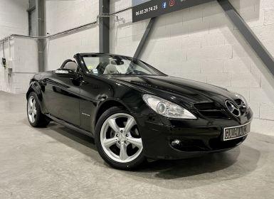 Vente Mercedes SLK CLASSE 200 K A Occasion