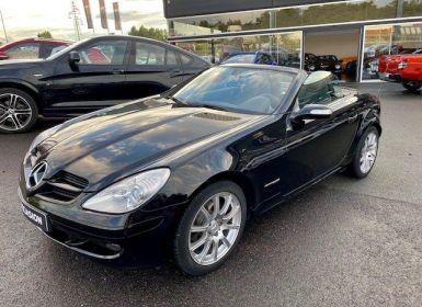 Vente Mercedes SLK Classe II 200 K BVA 163ch Occasion
