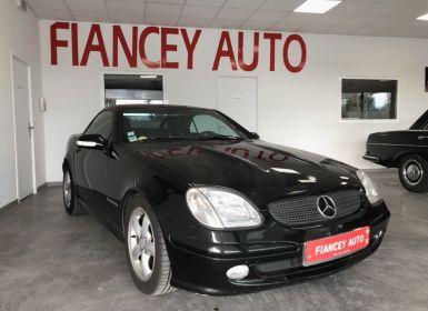 Vente Mercedes SLK I (R170) 230K BA Occasion