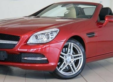 Voiture Mercedes SLK III 250 BLUEEFFICIENCY 7G-TRONIC  (04/2014) Occasion
