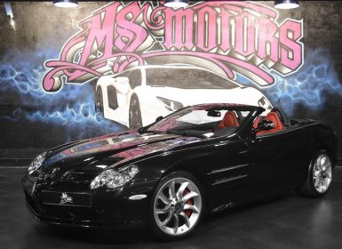 Vente Mercedes SLR MC LAREN ROADSTER Occasion
