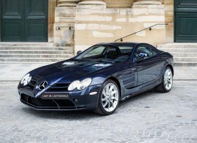 Achat Mercedes SLR McLaren *Crystal Covellin Blue* Occasion