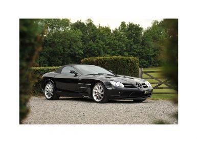 Vente Mercedes SLR Roadster SLR Mclaren Roadster Occasion