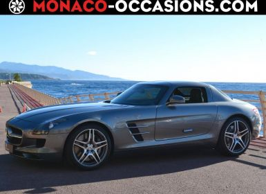 Voiture Mercedes SLS 63 AMG Speedshift DCT Occasion