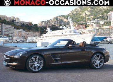 Achat Mercedes SLS AMG 63 Speedshift DCT Occasion