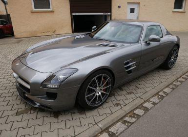 Voiture Mercedes SLS AMG Coupé, Cuir Exclusif, Carbone, Céramiques, Lift System, Caméra Occasion