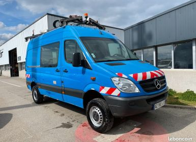 Vente Mercedes Sprinter Mercedes 316 CDI l2h2 4x4 Occasion