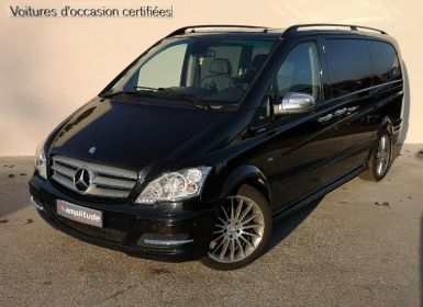 Achat Mercedes Viano 3.0 CDI BE Avantgarde Long BA Occasion