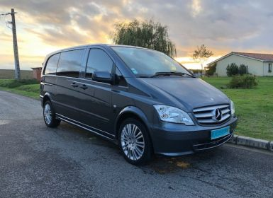 Voiture Mercedes Vito 3.0 V6 CDI 225CH 5 PLACES BA 4 MATIC Occasion