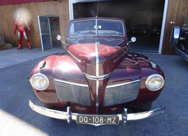 Voiture Mercury Eight 1940 Occasion