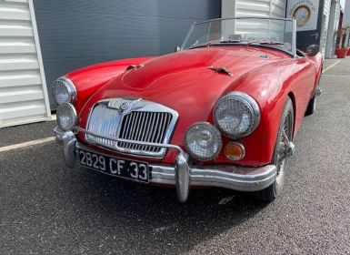 Vente MG MGA A Roadster Occasion