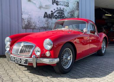 MG MGA COUPE 1600CC