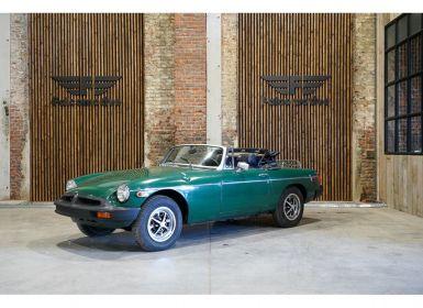 MG MGB cabrio - Classic Original