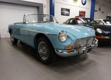 Vente MG MGB CABRIOLET OVERDRIVE Occasion
