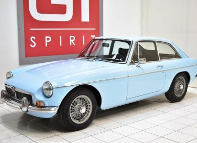 Vente MG MGB GT B Overdrive Occasion