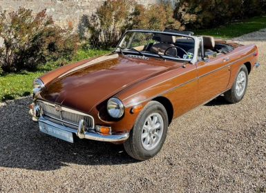 Vente MG MGB roadster 1980 Occasion