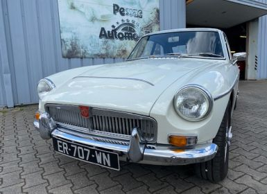 Vente MG MGC GT 6 CYLINDRES 3 LITRES OVERDRIVE Occasion
