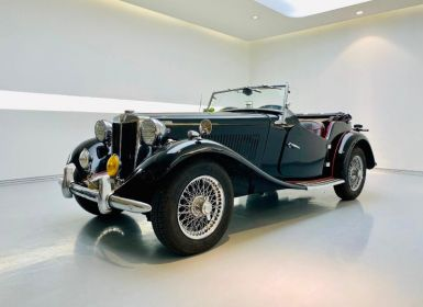Acheter MG TD Mark II roadster Kompressor Occasion