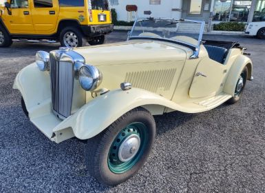 Vente MG TD ROADSTER Occasion