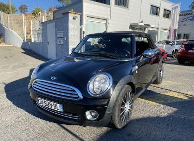 Vente Mini Cabrio COOPER 122CH PACK CHILI Occasion