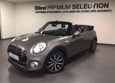 Vente Mini Cabrio Cooper 136ch Red Hot Chili BVA Occasion
