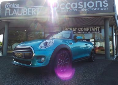 Voiture Mini Cabrio COOPER D 116CH CHILI BVA Occasion