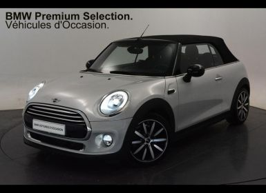 Vente Mini Cabrio Cooper D 116ch Red Hot Chili Occasion