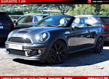 Vente Mini Cabrio Roadster Cooper S 184 Red Hot Chilli Occasion