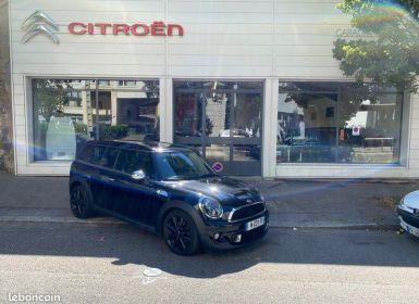 Mini Clubman Cooper S 175-xenon-cuir-gps-08/2011 Occasion