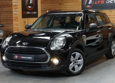 Achat Mini Clubman III ONE D 116 FINITION SALT BV6 Occasion