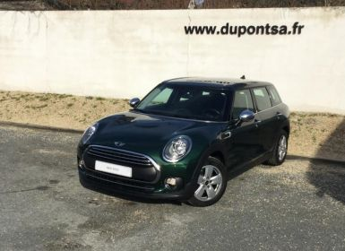Achat Mini Clubman One 102ch Business Occasion