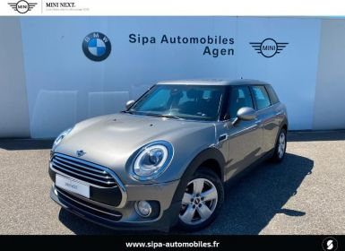 Vente Mini Clubman One 102ch Business Occasion
