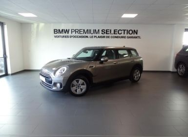 Vente Mini Clubman One 102ch Business Euro6d-T Occasion
