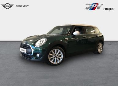 Achat Mini Clubman One D 116ch Hyde Park Occasion