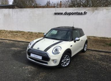 Achat Mini Cooper 136ch Red Hot Chili BVA Occasion