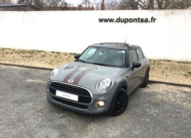 Vente Mini Cooper 5 Portes 136ch Shoreditch BVA Occasion
