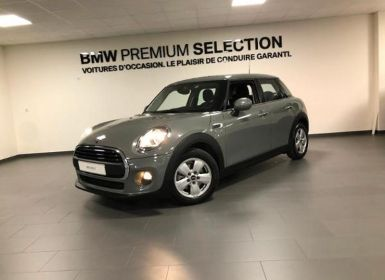 Vente Mini Cooper 5 Portes One 102ch Salt Occasion