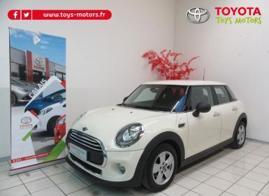 Vente Mini Cooper 5 Portes One D 95ch Salt Occasion