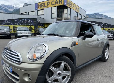 Vente Mini Cooper D 110CH PACK CHILI Occasion