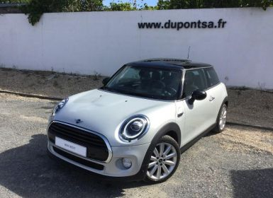 Voiture Mini Cooper D 116ch Chili BVA7 Occasion