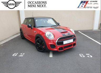 Achat Mini Cooper John Works 231ch Occasion