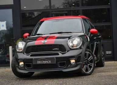 Mini Cooper John Works Countryman 1.6i JCW ALL4 - NAVO - SPORT EXHAUST - HEATED SEAT Occasion