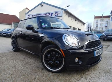 Voiture Mini Cooper S 184CH PACK HOT SPICE Occasion