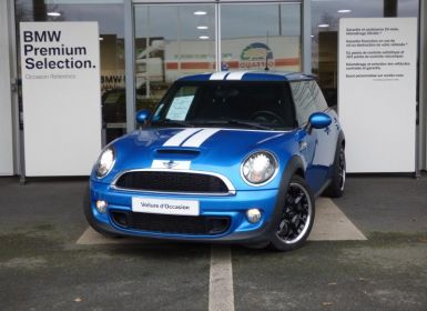 Voiture Mini Cooper S 184ch Pack Red Hot Chili Occasion