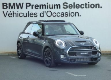 Achat Mini Cooper S 192ch Red Hot Chili BVAS Occasion