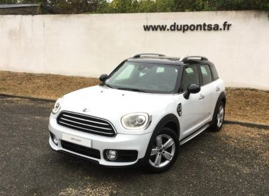 Vente Mini Countryman Cooper 136ch Business Executive BVA Occasion