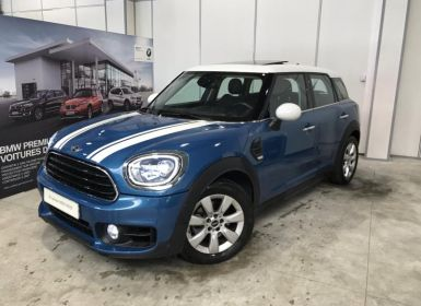 Achat Mini Countryman Cooper 136ch Exquisite BVA Occasion