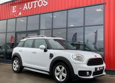 Voiture Mini Countryman Cooper 136ch Red Hot Chili BVA Occasion